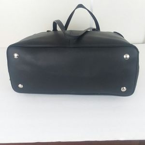 Coach Bags - Coach Peyton Black Satchel/Shoulder Bag